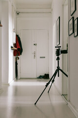 Working From Home - Videography