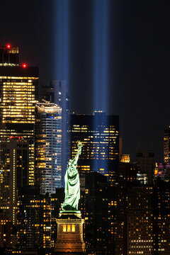 Ceremonies held to mark 19th anniversary of September 11, 2001 attacks on World Trade Center in New York