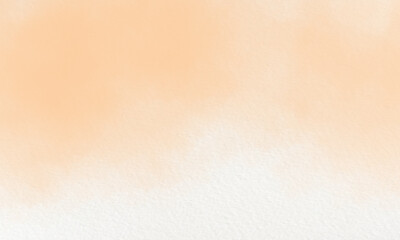 Peach watercolor background