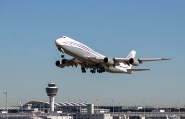 Flugzeug Fotobehang