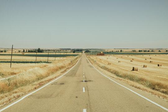 Meseta road
