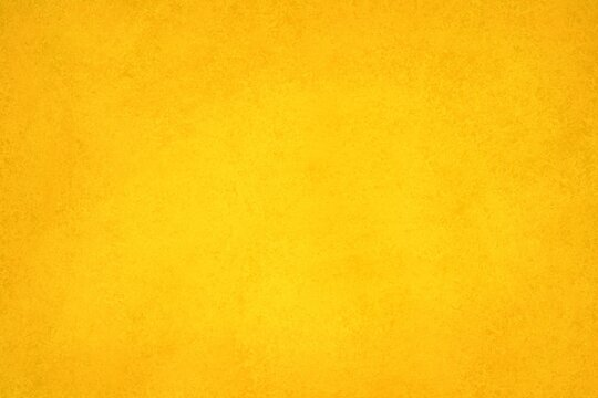 Autumn yellow and orange background with old paper texture, fall vintage background