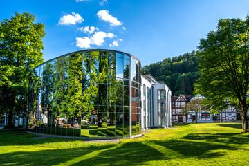 Kongresszentrum, Bad Sooden-Allendorf, Hessen, Deutschland