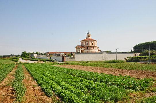 Cavaglià, Chiesa di Santa Maria di Babilone