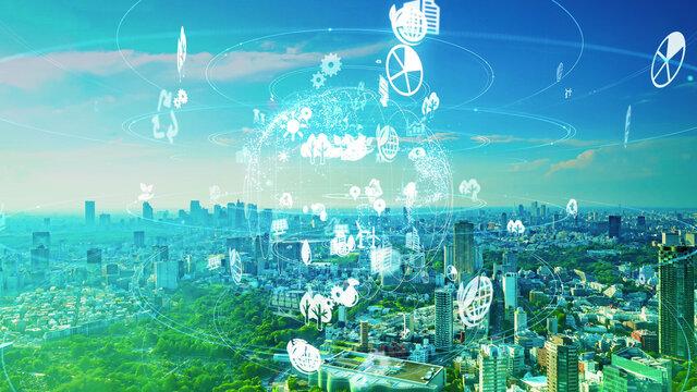 都市環境とテクノロジー サステナブル SDGs