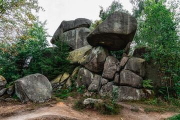 Kästeklippen Mausefalle Harz
