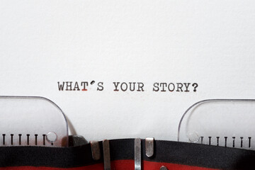 What`s your story question