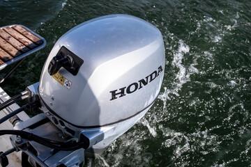 Honda outboard motor