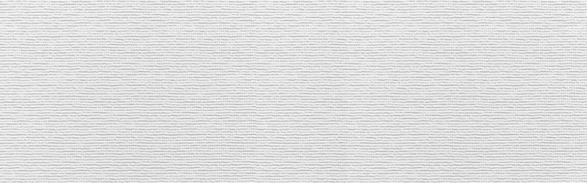 Panorama of White towel pattern texture anf seamless background