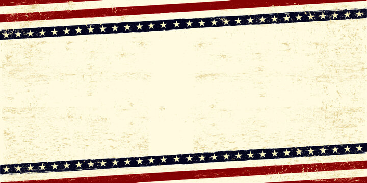 An american postcard for you with a large empty space for your text