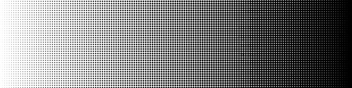 Halftone dots background. Vector dots background.