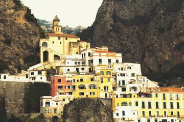 Amalfi coast travel destinations - Italian destinations - Salerno landscapes