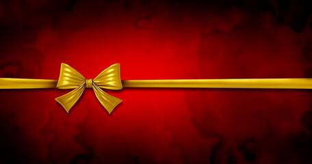 Christmas Gift Ribbon