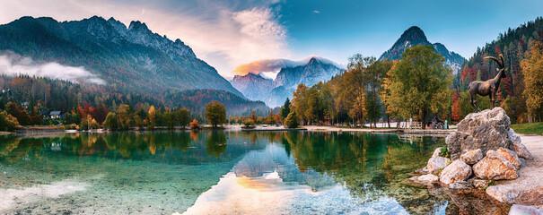 Jasna lake, Slovenia