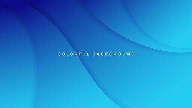 Premium colorful backgorund with gradient color. Vector abstract background. Eps10