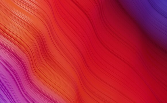 colored abstract background. wave 3D.