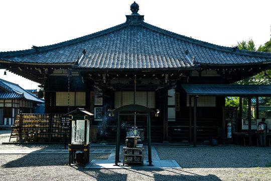 Daianji Temple in Nara.