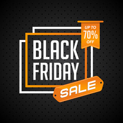 Black Friday Sale discount up to 70%