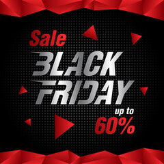 Black Friday Sale discount up to 60%
