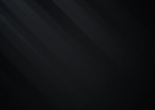 Abstract black vector background with stripes