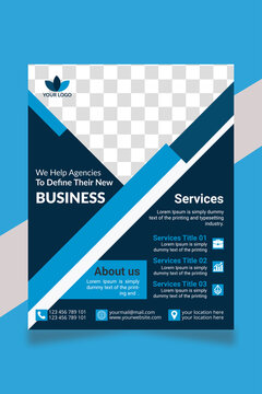 Corporate and Creative Business Flyer Template