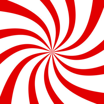 Background christmas candy. Striped peppermint candy
