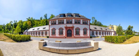 Badehaus, Bad Schwalbach, Taunus, Deutschland