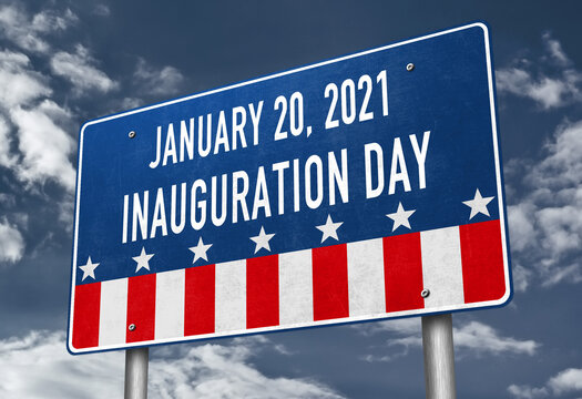 Inauguration Day in 2021 for the elected President