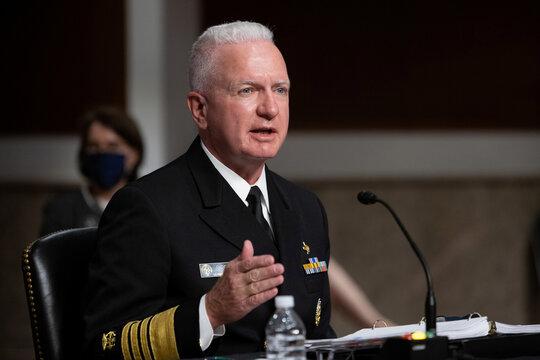 Fauci, Redfield testify at U.S. Senate hearing on coronavirus response in Washington
