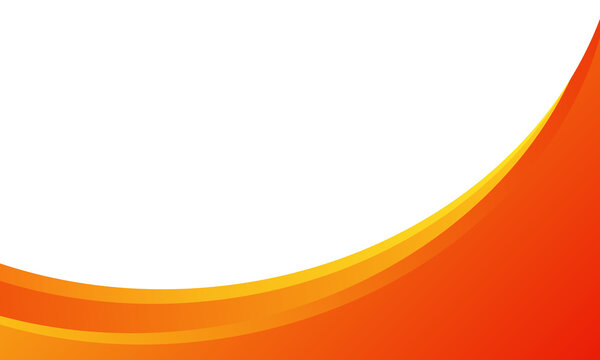dynamic orange background gradient, abstract creative scratch digital background, modern landing page concept vector, with line and circle shape.