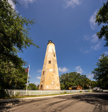 Bald Head Lighthouse