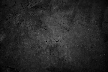 Wall Mural - Black textured background