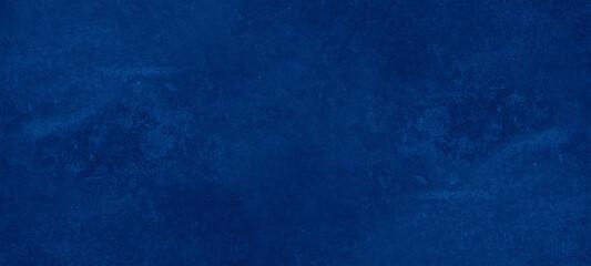 Dark black phantom blue stone concrete paper texture background