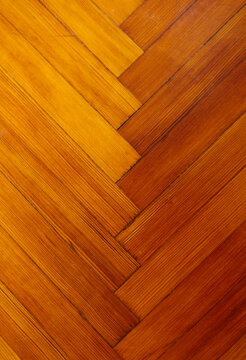 Heart Pine Hardwood Floor