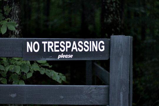 Polite Trespassing
