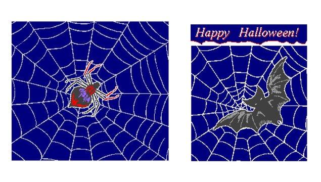 Pixel art for Halloween, for mosaics.children's creativity.Dagger.