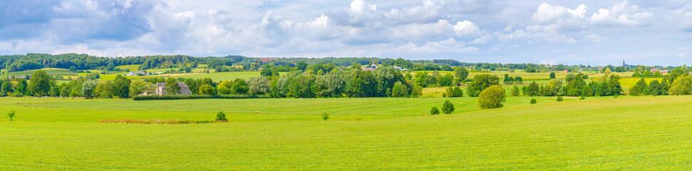 Best of Limburg landscape, beautiful green scenery