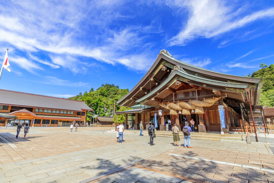出雲大社 島根県出雲市  Izumo Taisha Shimane-ken Izumo city