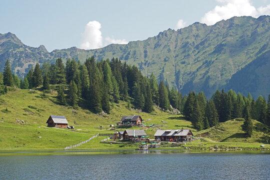 Duisitzkarsee in der Steiermark