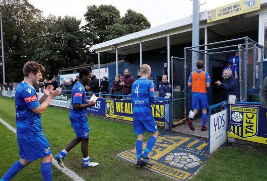 FA Trophy - Tadcaster Albion v Marine
