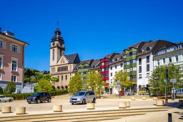 Kirche, Bad Schwalbach, Taunus, Deutschland