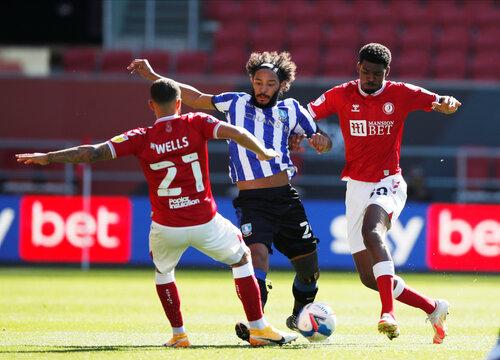Championship - Bristol City v Sheffield Wednesday