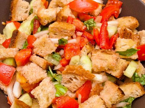 Panzanella - Tuscan salad