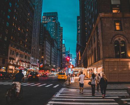 New York City vibes