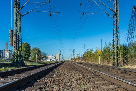 7597 Bahnlinie Köln-Neuss