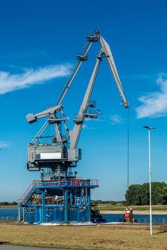 7721  Worringen - Hafen