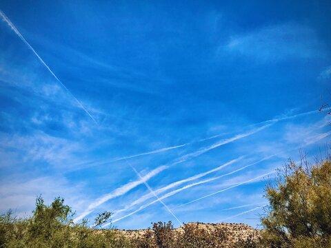 Chemical Cloudscape
