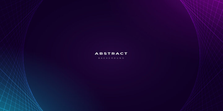 abstract neon dark gaming background