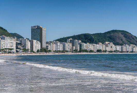 View to Copacabana