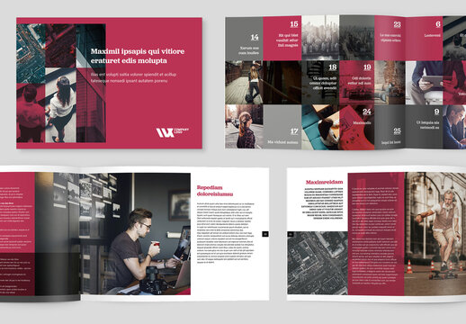 Business Proposal or Brochure design Template
